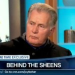 martin sheen joy behar show