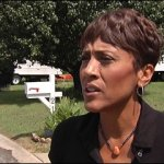 Good Morning America's Robin Roberts visited with Old Hickory residents in Nashville affected by a flood in Aug 2010