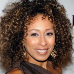 Actress Tamara Tunie arrives at the ninth annual Ford Hoodie Awards at the Mandalay Bay Events Center August 13, 2011 in Las Vegas, Nevada. (Aug.12, 2011)
