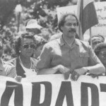 On this date in 1984, The South African Embassy in Washington D.C. was the focus of an anti-apartheid demonstration. arrested, in 1984 were TransAfrica's Randall Robinson, D.C. congressional delegate Walter Fauntroy, and U.S. Civil Rights Commissioner Mary Frances Berry, all pictured