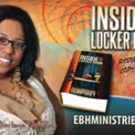 Author Ebony Blackmon Humphrey and book cover