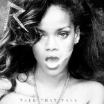 rihanna (talk that talk cd cover)
