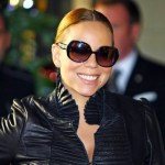 Mariah Carey arrives at the Dorchester Hotel in London (Dec. 10, 2011)