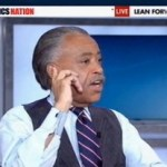Rev. Al Sharpton imitating his Saturday Night Live skit on MSNBC&#039;s PoliticsNation, Dec. 12, 2011