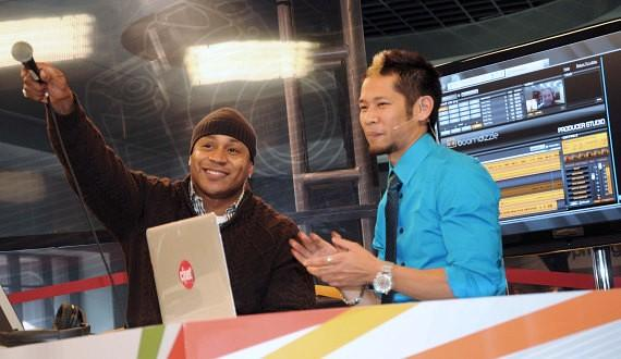 ll cool j & Scott Harrison