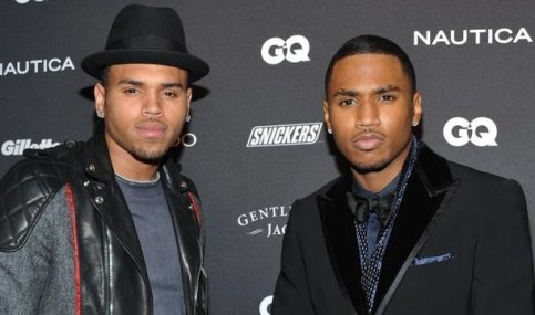 chris brown & trey songz
