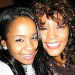 bobbi kristina & whitney houston