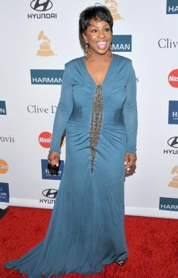 pre grammy party (gladys knight)