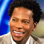 Actor-comedian D.L. Hughley turns 48 today