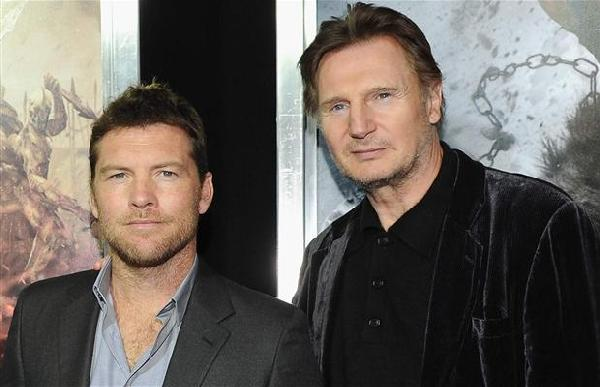 sam worthington&liam neeson