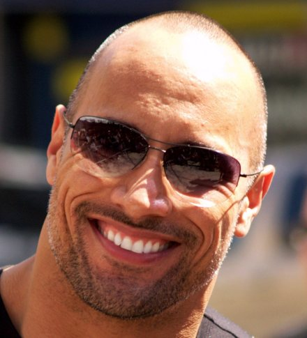 Duane (The Rock) Johnson