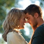 Scene from the Warner Bros film The Lucky One starring Zac Efron and Taylor Schilling.