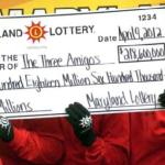 three amigos (actual mega millions winners)