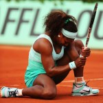Serena Williams french open 2