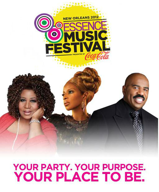 essence music festival promotion