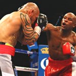 miguel cotto & floyd mayweather jr