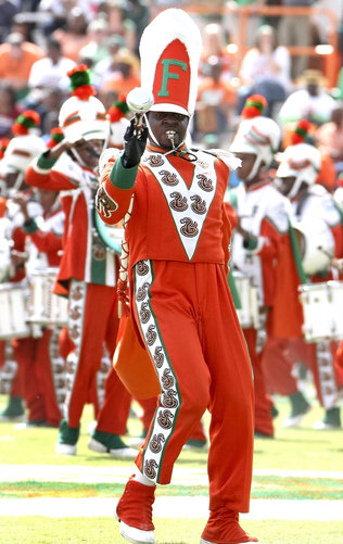 famu marching band