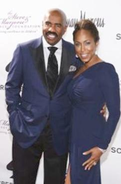 steve & marjorie harvey