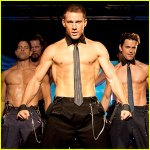 channing tatum (magic mike)