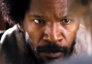 "Jamie Foxx as Django in Columbia's ""Django Unchained"""