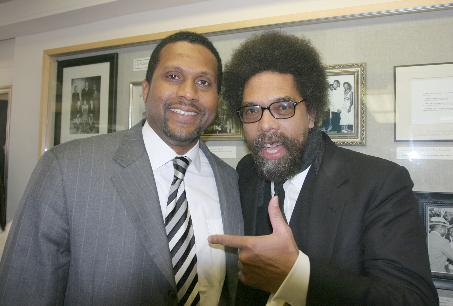 tavis smiley &amp; cornel west