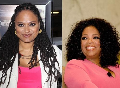 ava duvernay &amp; oprah