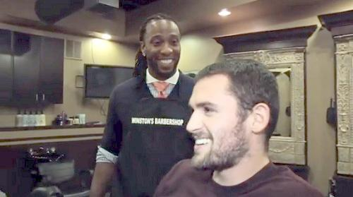 larry fitzgerald & kevin love