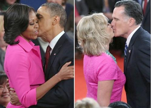 michelle obama & ann romney