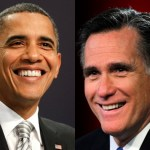 obama &amp; romney