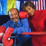 sherman hemsley & marla gibbs