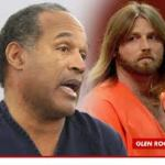 OJ Simpson and Glen Rogers