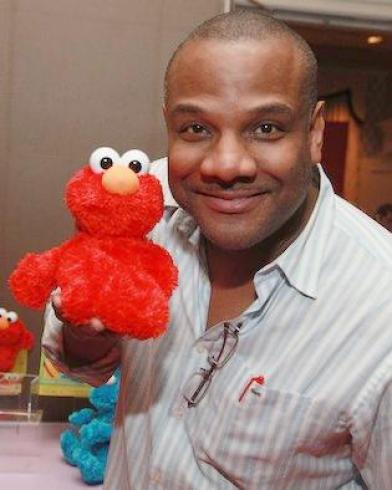 kevin clash &amp; elmo 