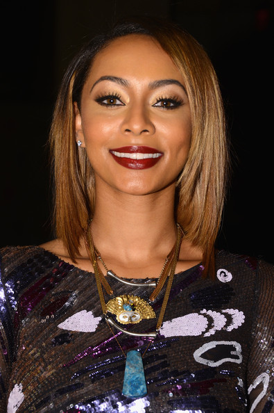 Singer Keri Hilson attends Lifetime's &quot;Steel Magnolias&quot; after party event on October 3, 2012 in New York City