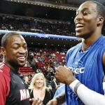 dwyane wade & dwight howard