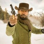 jamie foxx (as cowboy with gun in &#039;django&#039;)