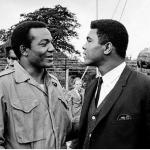 jim brown & muhammad ali