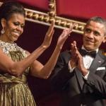michelle & barack at kennedy center