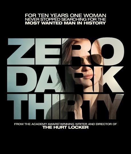 zero dark thirty (poster)
