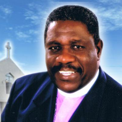 Bishop Simeon B. Hall (Bahamas)