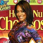 honey nut cheerios & lala anthony
