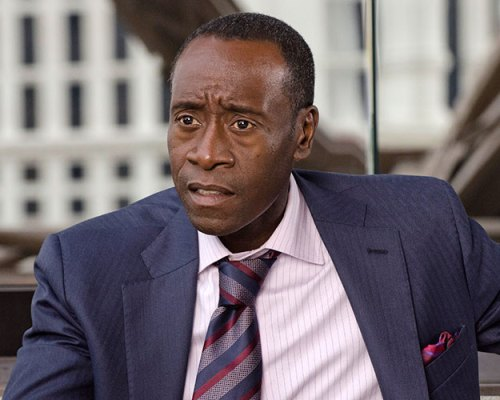 "Don Cheadle in Showtime's ""House of Lies"""