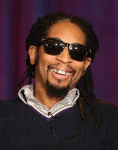 "Rapper Lil Jon speaks onstage at the ""All Star Celebrity Apprentice"" breakfast session during the NBCUniversal portion of the 2013 Winter TCA Tour- Day 3 at the Langham Hotel on January 6, 2013 in Pasadena"
