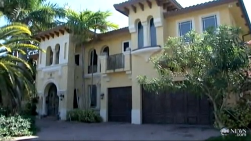 Andre 'Loki' Barbosa, 23, may soon own this home due to Florida's 'adverse possession' law.