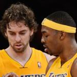 pau gasol & dwight howard