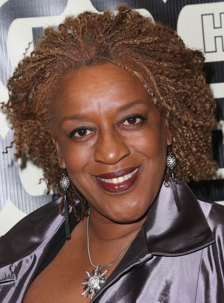 Actress CCH Pounder attends HBO's Post 2013 Golden Globe Awards Party held at Circa 55 Restaurant at the Beverly Hilton Hotel on January 13, 2013 in Beverly Hills