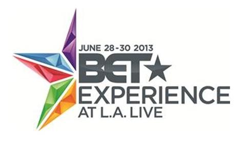 bet experience at la live (logo)