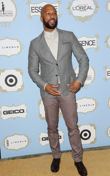 Actor/Rapper Common