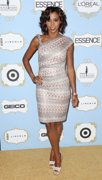 Actress Holly Robinson Peete attends the Sixth Annual ESSENCE Black Women In Hollywood Awards Luncheon at the Beverly Hills Hotel on February 21, 2013 in Beverly Hills