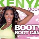 kenya moore booty camp poster1