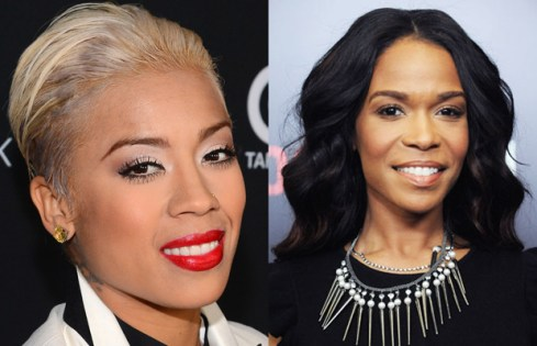 keyshia cole & michelle williams